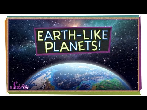 Are There Other Planets Like Earth?