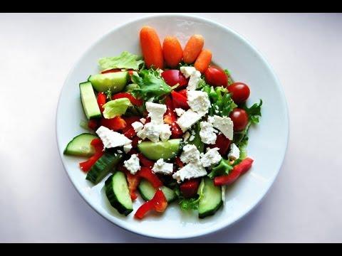 Salatrezept Italienischer Salat - Rezept von einfach Kochen für die  mediterrane Küche