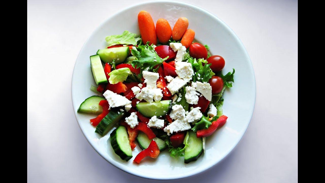 salatrezept italienischer salat - rezept von einfach kochen für