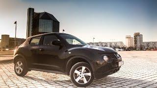 Тестдрайв: Nissan Juke 1.6MT SE, 2WD, 18000km (2014my)