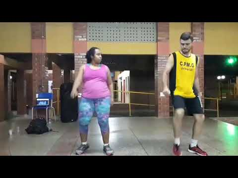 The Big Bang Bounce  (ZUMBA FITNESS) Coreografia by Carlos Filho.