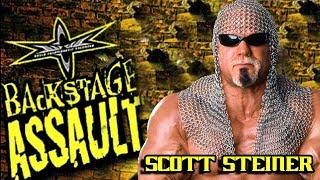 WCW Backstage Assault PSX - World Heavyweight Title - Scott Steiner (1080p/60fps) (REQUEST)