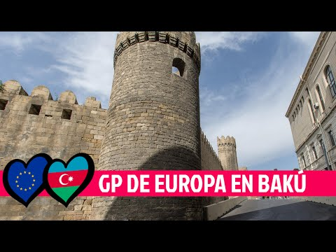 F1 2016 - GP Europa en Bakú (Azerbaiyán), bienvenidos - Sub. English / Español