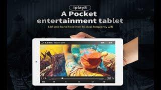 Cube iPlay 8 Tablet