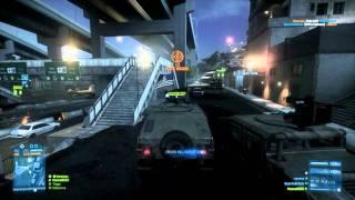 Battlefield 3 Online Gameplay 720p HD PC