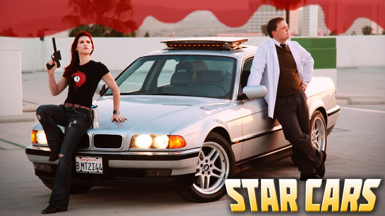 Star Cars James Bond Tomorrow Never Dies Bmw Ep 007