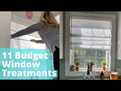 11 Budget Window Treatment Ideas | Hometalk