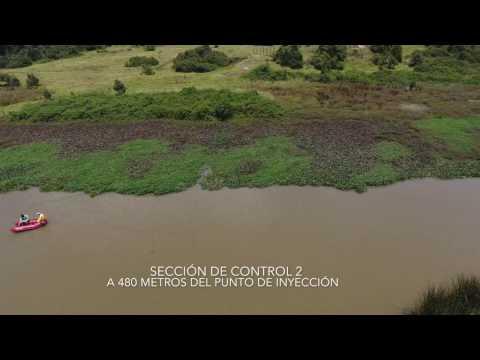 Prueba con trazadores FINKANA - Zipaquirá, Cundinamarca