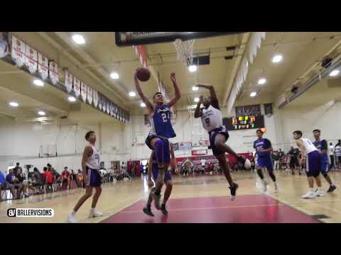 Jarod Lucas Gives BUCKETS VS Cathedral!