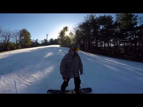 AY18 Snowboarding F Hour Freestyle