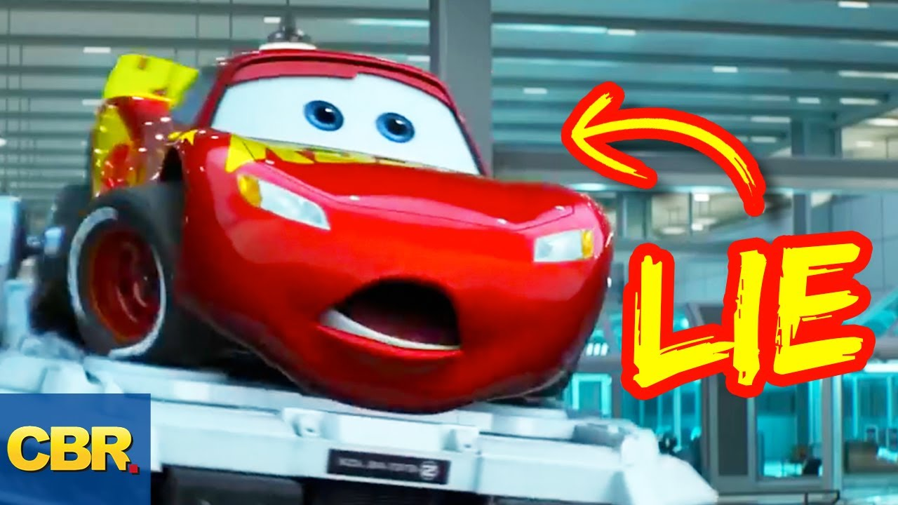 10 lies you were told about lightning mcqueen youtube. Black Bedroom Furniture Sets. Home Design Ideas