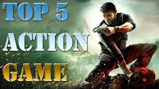 Top 5 Action Game for Android and IOS 2018|| best android game