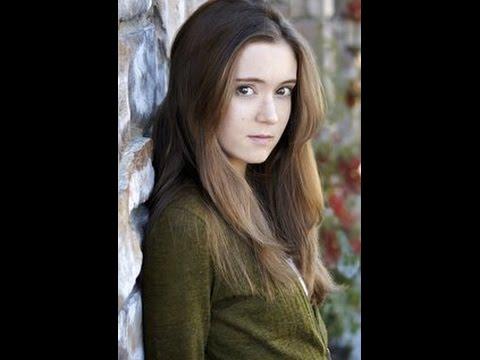 Hayley McFarland, actress,