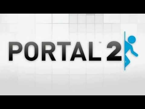 Portal 2 Co-Op Ending Song Robots FTW