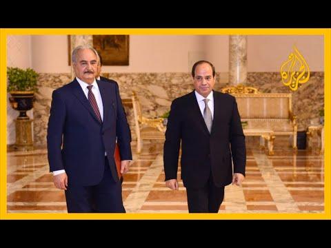 إزاء تحديات سد النهضة والأزمة الليبية.. ماذا فعل السيسي؟  - نشر قبل 10 ساعة