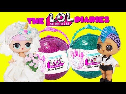 THE LOL DIARIES An LOL Wedding Saga Compilation Unicorn, Punk Boi, Unicorn Boi, Punk Girl