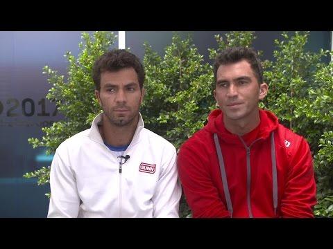 Rojer/Tecau Rebuilding Winning Combination At Australian Open