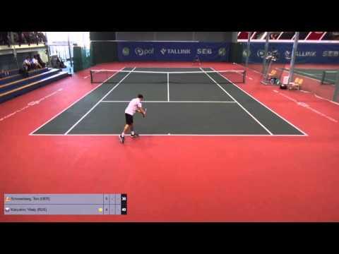 12.11.2014 - III Paf Open Pärnu. Tom Schonenberg - Vitaly Kozyukov