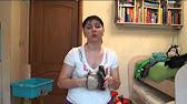 Demar HANNU детские термо сапоги обзор - YouTube