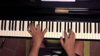 Tutorial piano y voz Pasaba por aquí (Luis Eduardo Aute)