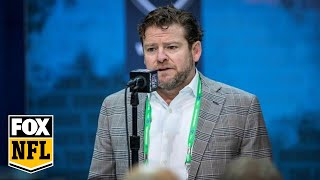 Seahawks GM John Schneider takes Jay Glazer through his draft room, talks his preparations | FOX NFL