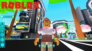 THE FUTURE HAS ARRIVED ROBLOX!!! - SUNSET CITY