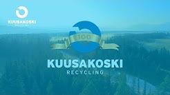 Kuusakoski Oy 100 vuotta kierrätystä
