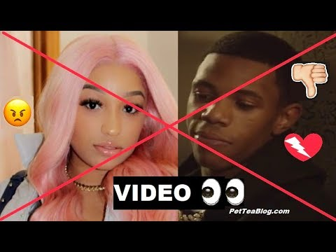 Ella Bands & A Boogie Break Up After he Caught Cheating (Video) 💔