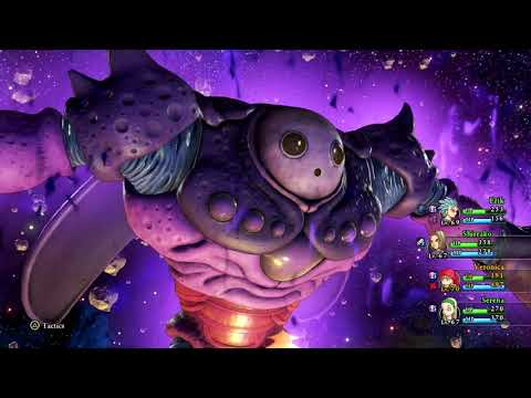DRAGON QUEST XI - True Ending & True Final Boss (PS4 PRO)