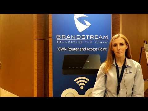 Rachel Saunders, Sales Director, Asia Pacific, Grandstream Networks