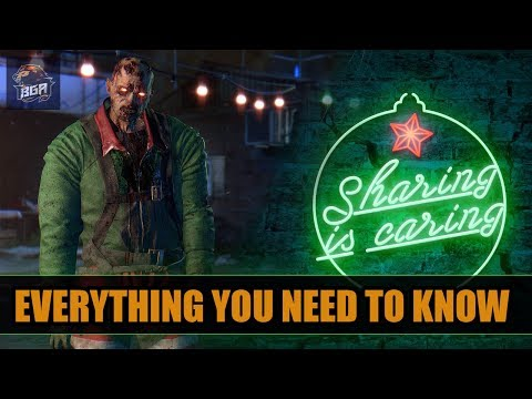 Dying Light Christmas Event - Sharing Is Caring | Everything You Need To Know | Community Bounty