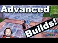 Fortnite Fort Building Tips - How to Wall Down - Advanced Tip ✓