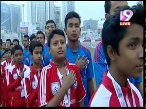 Download Nepal vs Bahrain Bangabandhu gold Cup first half