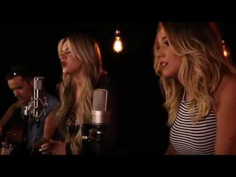 Colabodor Sessions - Love Me Like You Do (Ellie Goulding) Acoustic Cover - Katie Heart & Kathryn
