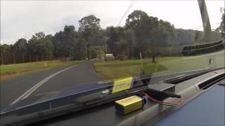 Team Navy Renshaw Racing - Killarnee Targa South West 2014 SS20 Pump Hill 3