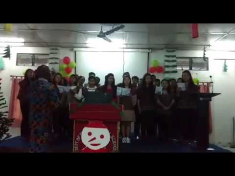 Dibrugarh University Evangelical Union Choir
