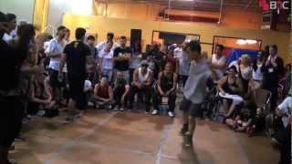 X-Fenz Vs Floor Obsession | Top 8 | B-Boy Massacre 9 | BNC