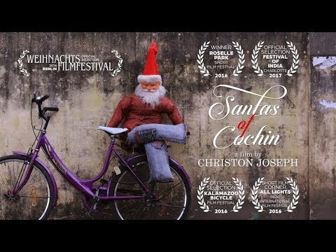 Santas Of Cochin | A Film By Christon Joseph