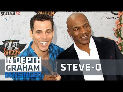 Steve-O Just Shared A Bunch Of Insane Stories About Sex Addiction, Doing Coke With Mike Tyson, And More