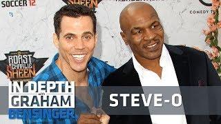 Steve-O: Cocaine bender with Mike Tyson
