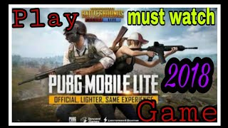 Pubg mobile game online waching experience|by tech vikas