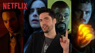 Marvel's The Defenders - Trailer Review