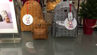MCM, Marc Jacobs, Michael Kors & More: Christmas At Nordstrom
