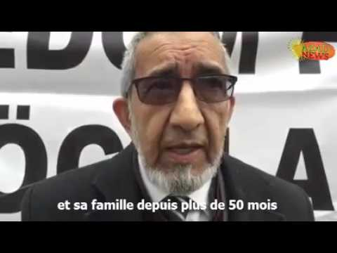 Mandela's Lawyer Essa Moosa Speaks About Isolation of Kurdish Leader Abdullah Öcalan