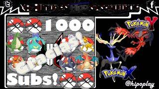 pokemon xy   especial 1000 subs   video informativo