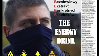U.R.B.E.K.S.  -  The Energy Drink