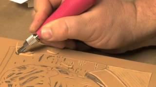 Carving Your Speedball Linoleum Block - Presented by Utrecht Art Supplies