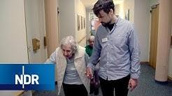 Pflege: Wie geht es Menschen, die im Altenheim arbeiten? | 7 Tage | NDR Doku