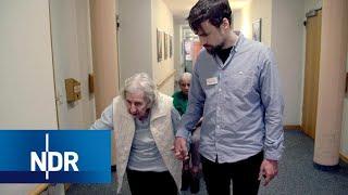 Pflege: Wie geht es Menschen, die im Altenheim arbeiten?   7 Tage   NDR Doku