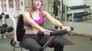 Repeat youtube video Rockin Abs Exerciser